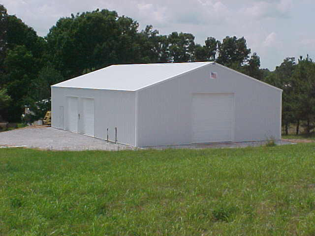 Amko Metal Buildings In Nw Arkansas Fully Custom Built To