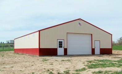 40x60 Pole Barn Plans Free Quotes
