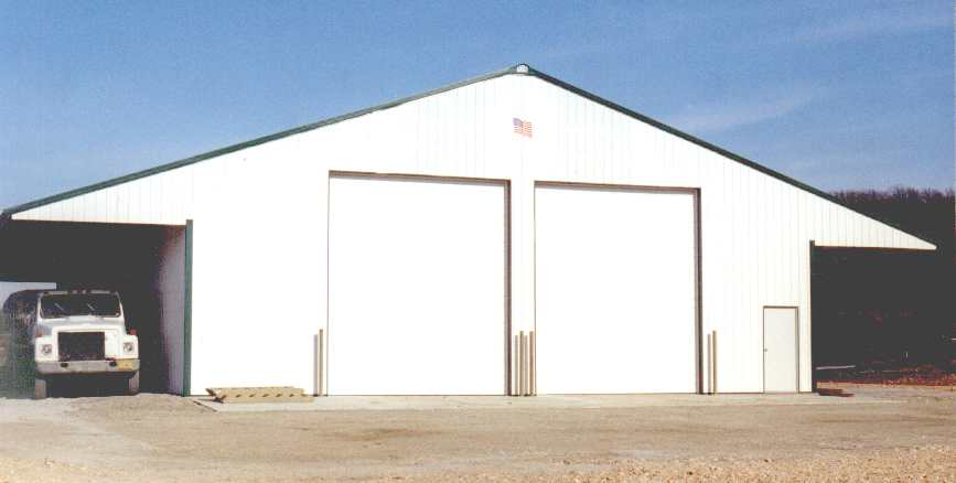 Amko metal buildings in nw arkansas fully custom built to your needs