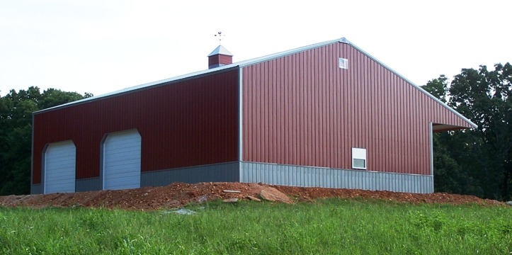 Amko Metal Buildings In Nw Arkansas Myrick Construction